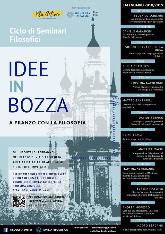 Idee Calendario.Altri 6 Mesi Di Idee In Bozza January June 2019 Irene